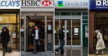 High street banks slash jobs