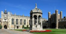 Cambridge Student Needs Tutor for 16 Weeks and Will Pay £48,000