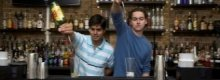 Tips for jobs working abroad in bars