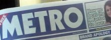 Pick up a new job on your commute with the Metro jobs section