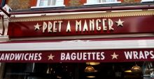 Pret a Manger to create 550 new jobs in the UK