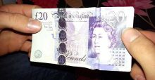 How to spot fake Sterling notes