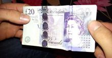 Where to send damaged banknotes in the UK