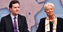 Chancellor George Osborne named Briton of the year by The Times