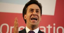 Ed Miliband announces new union proposals but risks losing 90% of Labour funding