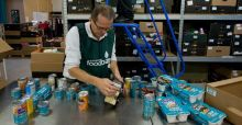 Half a million rely on food banks