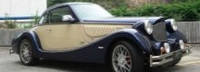 Footman James car insurance - Perfect for your classic
