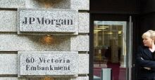 JP Morgan Exec falls to his death from the bank's Canary Wharf HQ