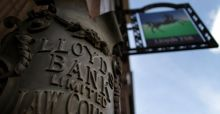 Lloyds back in profit and ready for share sale
