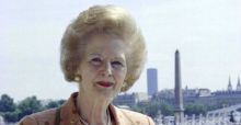Iron Lady Margaret Thatcher has died at 87