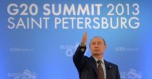 G20 summit divided over Syria