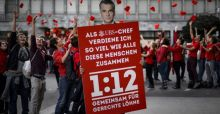 Switzerland to vote on limiting executive pay ratios in radical move against inequality