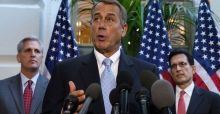 US default and credit downgrade loom as Republicans refuse deal