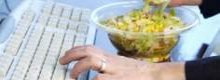One in three workers skips lunch