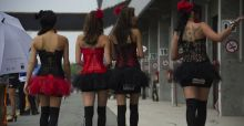 2013 Brno MotoGP: The Paddock Girls - Photo Gallery