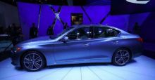 Infiniti Q50 unveiled at the 2013 North American Auto Show in Detroit photo gallery