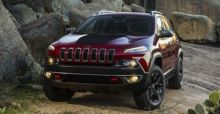 New 2014 Jeep Cherokee - Photo Gallery