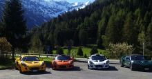 Lotus Official Club meeting at Franciacorta race circuit - Photo Gallery