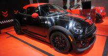 Detroit Auto Show 2014: MINI - Photo Gallery