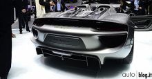 2013 Frankfurt Motor Show: the Porsche stand - Photo Gallery