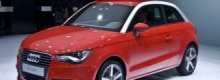 Audi A1 specifications