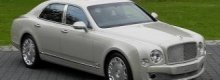 What do you get for the luxury price of a Bentley Mulsanne?