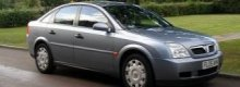 Vauxhall Vectra specifications