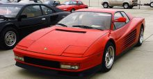 Best sports cars of the 80s