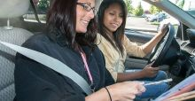 How to book a driving test online