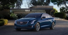 Cadillac ATS Coupe and Cadillac Escalade debut at the Geneva Motor Show 2014