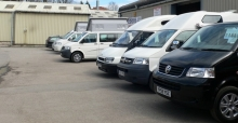 How to choose the right motorhomes and campervans for hire