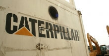 Where to find Caterpillar auctions in the UK