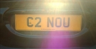 Maybe you should get DVLA personalised registrations