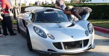 The top 5 fastest cars in the world revealed