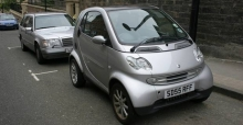 Best green vehicles: The Smart Fortwo cdi 799cc pulse