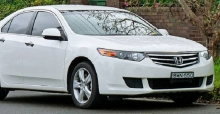 Honda Accord - Luxurious, safe and comfortable