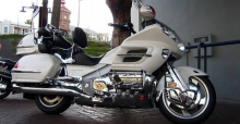 Honda Goldwing - Icon of the road