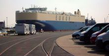 How to ship a car to Europe from the UK