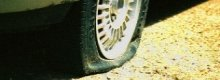 Punctured tyre: what you should know