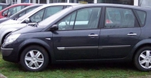 The Reliable and Trusty Renault Scenic