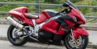 The Suzuki Hayabusa – ultimate sport bike