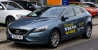 The sleek and sporty Volvo V40 review