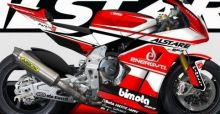 Bimota Alstare team reveals rendering of 2014 WSBK livery