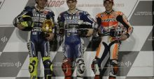 Jorge Lorenzo dominates Qatar GP - Rossi and Marquez steal the limelight