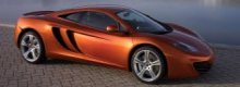 McLaren sports cars to be built in UK