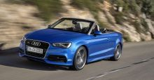 2014 Audi A3 Cabriolet Quattro revealed
