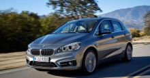 BMW 2-Series Active Touring introduced
