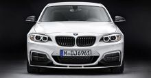 BMW 2 Series Available from March With M Performance Parts