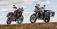 BMW announces 2013  F 800 GS Adventure