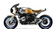Nicolas Petit goes old school with BMW R nineT concepts